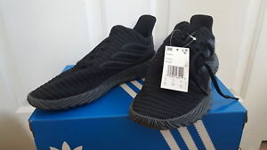 bfd111b2ca3 Image is loading Adidas-Sobakov-Triple-Black-Reflective-Limited-Release- Yeezy-