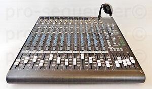 Mackie-1642-VLZ-Pro-Premium-16-Channel-Mic-Line-Mixer-Mischpult-Garantie