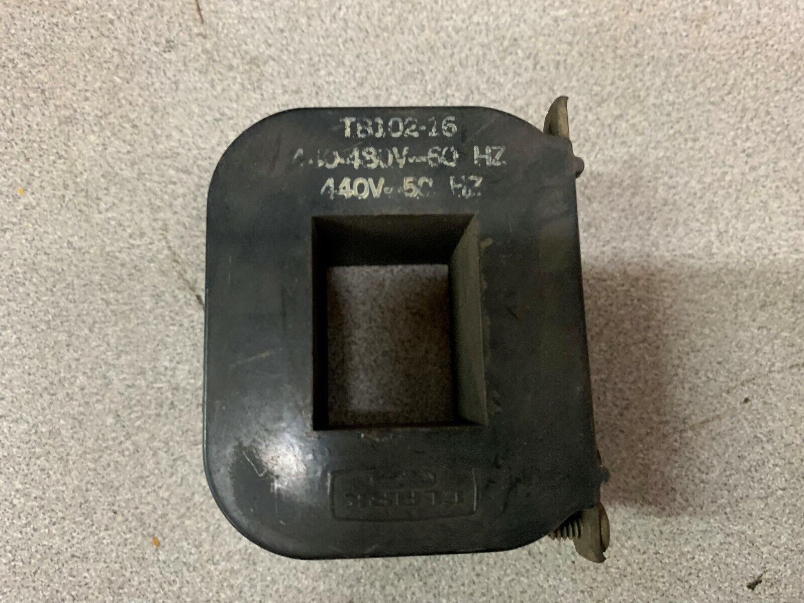 NEW NO BOX CLARK COIL TB102-16