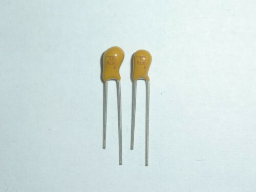 DIP Tantalum Capacitor 35V 0.1//0.22//0.33//0.47//0.68//1//2.2//3.3//4.7//10//22//33//47 uF