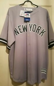 more photos 592a3 ba796 Details about Custom MLB New York Yankees Jersey - SNYDER #1 - Men's XL