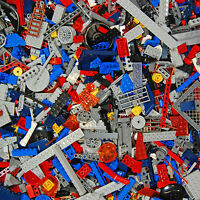 LEGO brand NEW 1kg assorted bricks parts pieces Starter set bulk NEXO KNIGHT