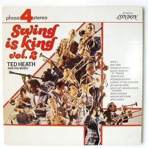 TED-HEATH-Swing-Is-King-Vol-2-LP-NM-NM