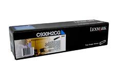 Original Lexmark Toner C930H2CG Cyan  C935DN 935DTN C935 935HDN neu B
