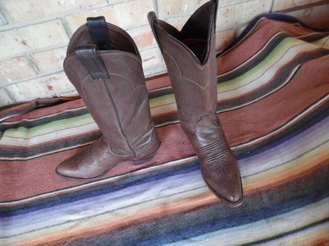 Western Cowboy BOOTS 12.5 Narrow