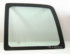 Fit 1996-2002 Chevy Express Van Passenger Right Rear Back Glass Window Movable