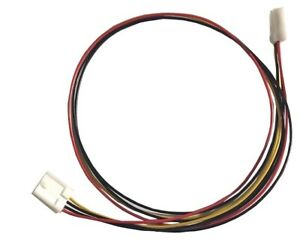 Floppy-Disk-Drive-Power-Cable-50CM-Length-4-pin-New-From-Amiga-Kit-12671