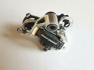 Deragliatore-posteriore-CAMPAGNOLO-RECORD-carbon-titanium-10-V-Rear-derailleur