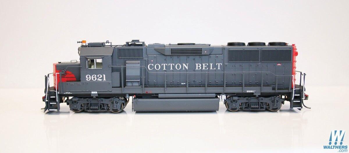 Escala HO-Fox Valley Models cinturón de algodón 20353-SSW GP60 Loco  9684 Dcc Listo