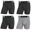 Champion Men/'s Boxer Briefs 4 Pack VARIETY Size and Color