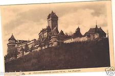 67 - cpa - HAUT KOENIGSBOURG ( i 939)