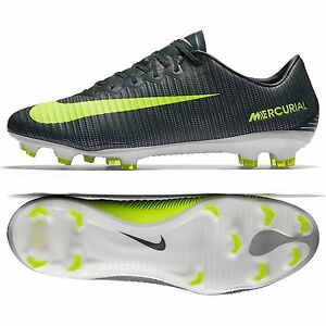 ... norway image is loading nike mercurial vapor xl cr7 fg seaweed volt  7ceff 5e749 d84ff8aa7