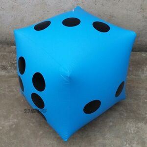 Image Is Loading Giant Inflatable Dice Family Beach Six Sided