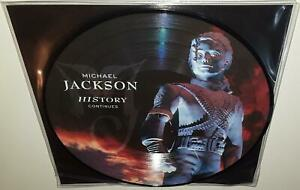 MICHAEL-JACKSON-HIStory-CONTINUES-2018-BRAND-NEW-SEALED-PICTURE-DISC-VINYL-LP