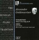 Tchaikovsky: Album for the Young; Grieg: Lyric Pieces (CD, Aug-2008, APR (Appian))