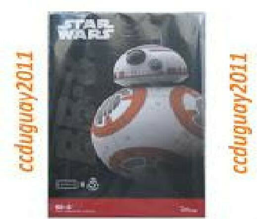 NEW & SEALED  - SPHERO Star Wars Ep. Vll Force Awakens BB-8 App-Enabled Droid