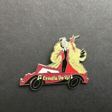 disney pin Disney store  magical musical moments #61 curella de vill