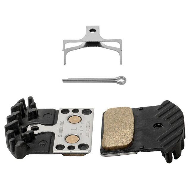 7235839f5b2 Shimano J04C Ice-technology Disk Brake Metal Pads Y8lw98030 for sale ...