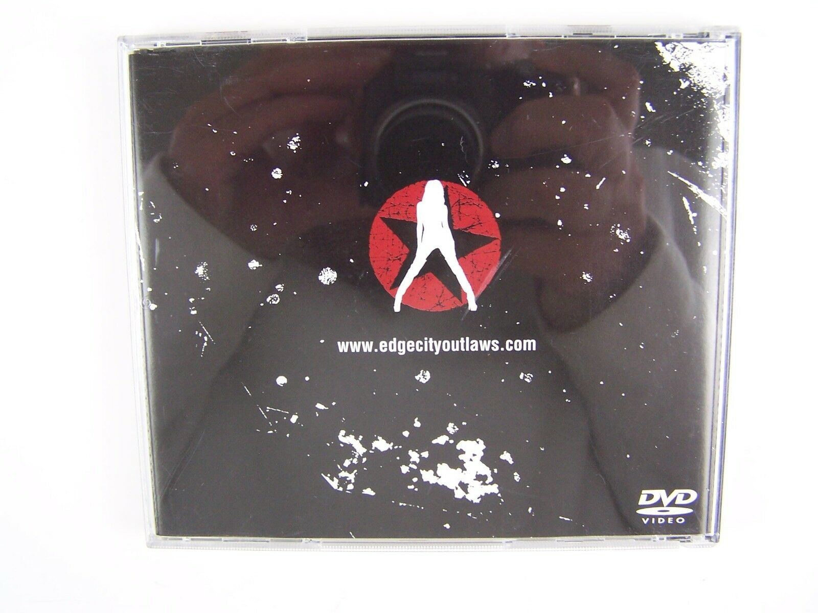 Edge City Outlaws - Woman & Wine Video DVD ~RaRe!
