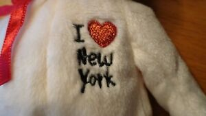 TY I LOVE STATE, CITY & FOREIGN EXCLUSIVE BEANIE BABY BEARS (ALL RETIRED) U-PICK