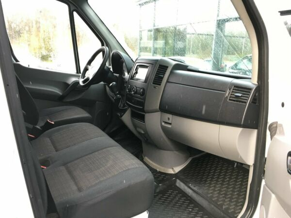 Mercedes Sprinter 313 2,2 CDi R2 Kassevogn - billede 5