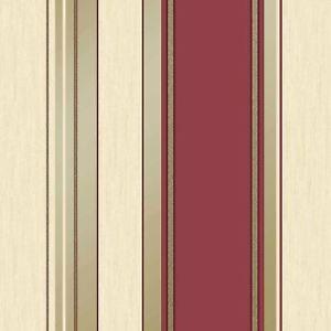 Synergy-Rayure-Papier-Peint-Rouge-Riche-Vymura-M0803-Paillette