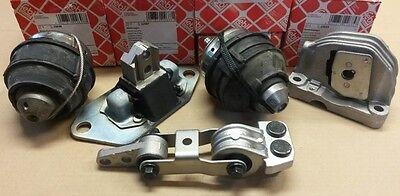Volvo Diesel Rear Engine Mount S60 S80 V70 XC90 XC70 30666175 2.4D D5 07.01