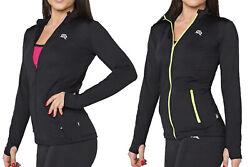 ROUGH RADICAL Damen Laufjacke Funktion Trainingsjacke Fitness Sweat Jacke EASE