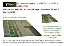 1st Choice Regional Airport Layout 1/200 & 1/400