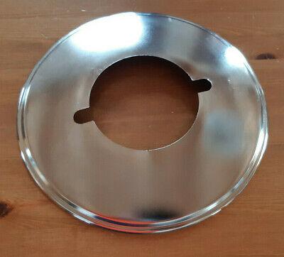 verchromt ca Reflektor für Petroleum Lampe Lampenschirm für Laterne 315 mm