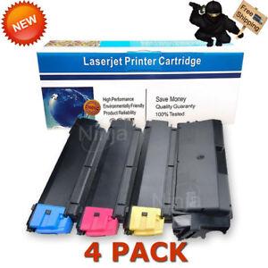 4-PK-TK592-High-Yield-Toner-Cartridge-For-Kyocera-Mita-FS-C2026MFP-FS-C5250DN