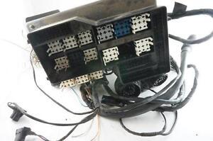 OEM BMW E36 M42 OBD1 Engine Bay Fuse Box Relay Box + Wiring 92-95 318i  318is | eBayeBay