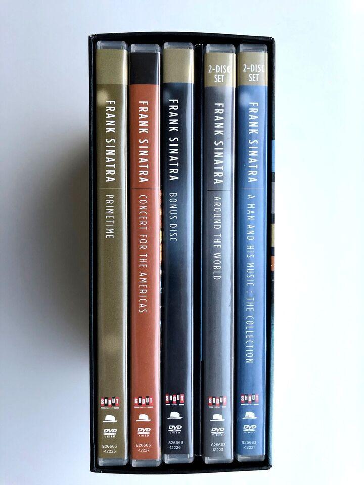 Live musik DVD +20 stk., DVD, andet