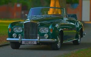 1964 Bentley S3 DHC Adaptation