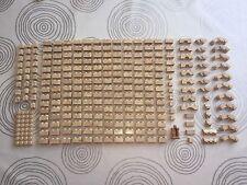 EXIN CASTILLOS CLASICO - LOTE 254 PIEZAS.
