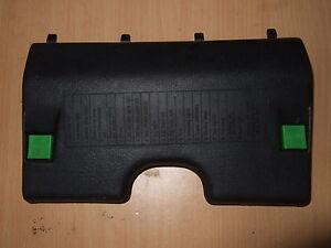 image is loading vw-golf-mk3-vr6-lower-dashboard-fuse-box-