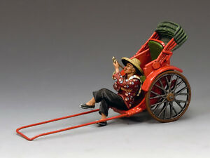 HK229 The New Rickshaw by King & Country
