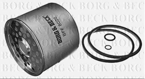 Borg /& Beck Filtro Carburante per FORD MONDEO DIESEL 1.8 66KW