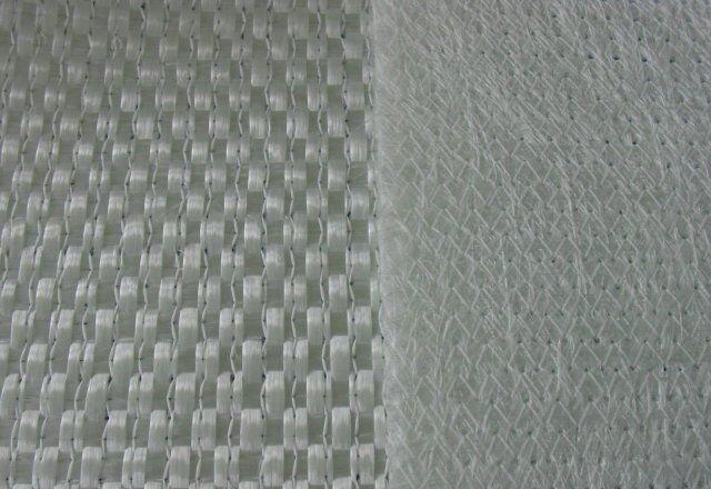 10m² Kombimatte Silane 1050g m² Rovinggewebe+Gewebematte HP-PC1050E Epoxy GfK