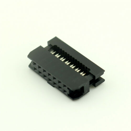 20pcs Pitch 2mm 2.0mm 2x7 Pin 14 Pin IDC FC Female Header Socket Cable Connector