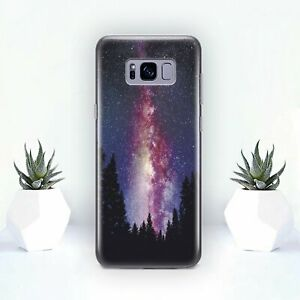 Stars Samsung Galaxy S10 Plus Case Space Samsung S7 S6 Edge Cover Nature Sleeve
