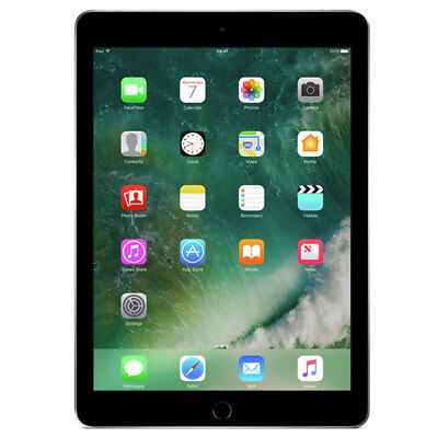 Apple iPad 9.7 2017 5th Gen 32GB 128GB Unlocked SIM Free Refurbished Tablet