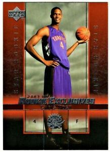 2003-04 Upper Deck MVP Basketball #204 Chris Bosh RC