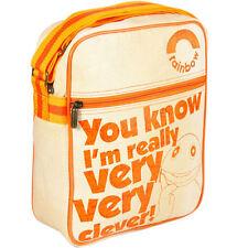 NEW ZIPPY IM VERY CLEVER FLIGHT BAG SCHOOL RETRO RAINBOW 70S TV GEORGE BUNGLE