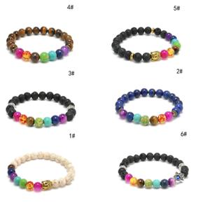 Seven-Chakra-Energy-Bracelet-Crystal-Stones-Bead-Meditation-Jewellery-UK