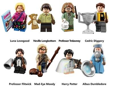 Building Block mini figures Harry Potter Cedric Diggory compatible with Brands