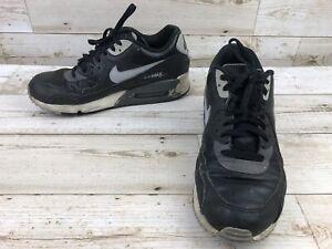 Nike Air Max 90 Essential Black Athletic Shoes Mens Size 8.5