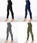 First Looks Women Seamless Mid Rise Slim Fit Pull On Leggings NWT MSRP $26
