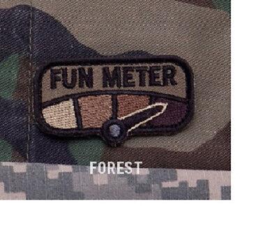 MilSpecMonkey Patch Texas Flag forest
