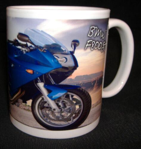 LIMITED EDITION.BNIB BMW F800 ST CLASSIC MOTORBIKE MUG